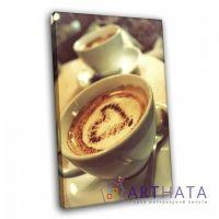 Картина в кафе