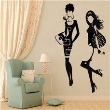 Картина на холсте по фото Модульные картины Печать портретов на холсте Трафарет Девушки