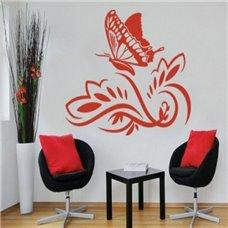 Картина на холсте по фото Модульные картины Печать портретов на холсте Трафарет Бабочка искусительница