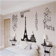 Картина на холсте по фото Модульные картины Печать портретов на холсте Трафарет Paris