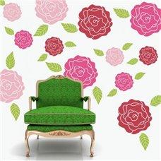Картина на холсте по фото Модульные картины Печать портретов на холсте Трафарет Розовые мечты