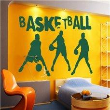 Картина на холсте по фото Модульные картины Печать портретов на холсте Трафарет Игроки баскетбола