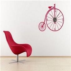 Картина на холсте по фото Модульные картины Печать портретов на холсте Трафарет Велосипед
