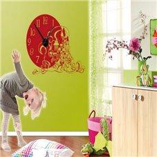 Картина на холсте по фото Модульные картины Печать портретов на холсте Трафарет Часы Волшебный замок
