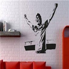 Картина на холсте по фото Модульные картины Печать портретов на холсте Трафарет Радость победы