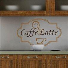 Картина на холсте по фото Модульные картины Печать портретов на холсте Трафарет Cafe Latte