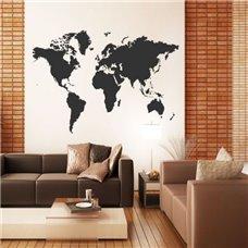 Картина на холсте по фото Модульные картины Печать портретов на холсте Трафарет Карта мира