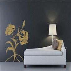 Картина на холсте по фото Модульные картины Печать портретов на холсте Трафарет Цветы лилии