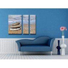 Картина на холсте по фото Модульные картины Печать портретов на холсте Воспоминания о море