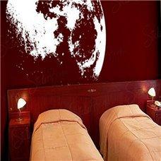 Картина на холсте по фото Модульные картины Печать портретов на холсте Трафарет Земной шар