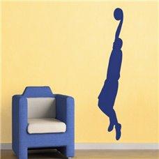 Картина на холсте по фото Модульные картины Печать портретов на холсте Трафарет Баскетбол V