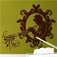 Картина на холсте по фото Модульные картины Печать портретов на холсте Трафарет Орнамент блюза