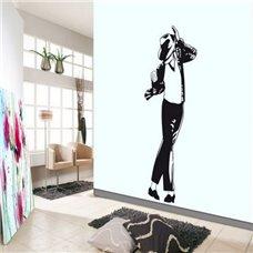 Картина на холсте по фото Модульные картины Печать портретов на холсте Трафарет Легендарный танец Майкла Джексона