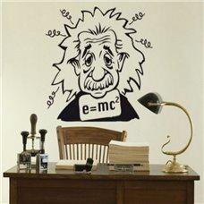 Картина на холсте по фото Модульные картины Печать портретов на холсте Трафарет Альберт Энштейн