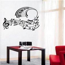 Картина на холсте по фото Модульные картины Печать портретов на холсте Трафарет Иллюзия музыки