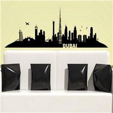 Картина на холсте по фото Модульные картины Печать портретов на холсте Трафарет Дубай