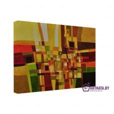 Картина на холсте по фото Модульные картины Печать портретов на холсте Над полями Голандии