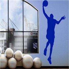 Картина на холсте по фото Модульные картины Печать портретов на холсте Трафарет Баскетболист