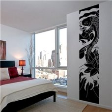 Картина на холсте по фото Модульные картины Печать портретов на холсте Трафарет Японская тематика