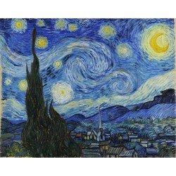 Звездная ночь - Модульная картины, Репродукции, Декоративные панно, Декор стен