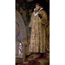 Картина на холсте по фото Модульные картины Печать портретов на холсте Царь Иван Грозный
