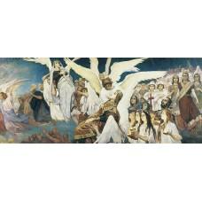 Картина на холсте по фото Модульные картины Печать портретов на холсте Радость праведных о Господе