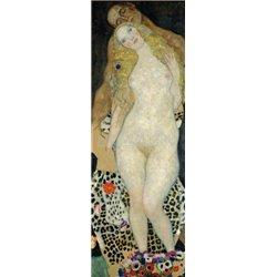 Адам и Ева - Модульная картины, Репродукции, Декоративные панно, Декор стен