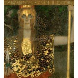 Афина-Паллада - Модульная картины, Репродукции, Декоративные панно, Декор стен