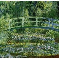 Японский мост - Модульная картины, Репродукции, Декоративные панно, Декор стен