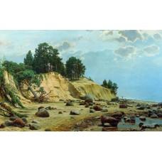 Картина на холсте по фото Модульные картины Печать портретов на холсте После бури