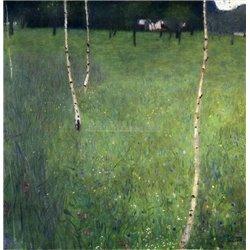 Лесной домик - Модульная картины, Репродукции, Декоративные панно, Декор стен