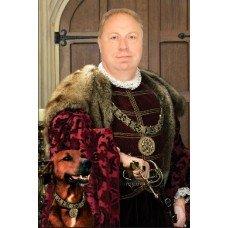 Картина на холсте по фото Модульные картины Печать портретов на холсте Монарх