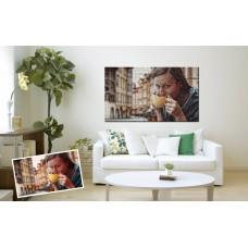 Картина на холсте по фото Модульные картины Печать портретов на холсте Фотомозаика