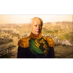 Фото на холсте Печать картин Репродукции и портреты - В образе генерала