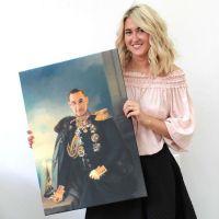 Портреты картины репродукции на заказ - Сертификат - 100 рублей