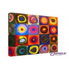 Картина на холсте по фото Модульные картины Печать портретов на холсте Энди Уорхел – детство