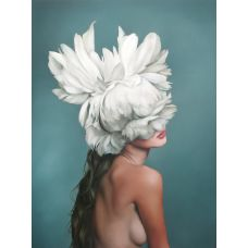 Картина на холсте по фото Модульные картины Печать портретов на холсте Эми Джадд (Amy Judd)