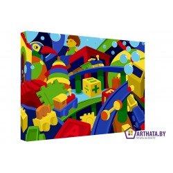 Кубико - кубизм  - Модульная картины, Репродукции, Декоративные панно, Декор стен