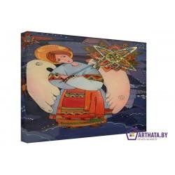 Фото на холсте Печать картин Репродукции и портреты - Ангел