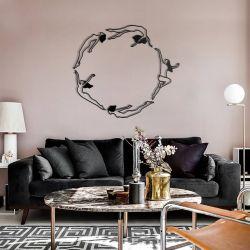 """Панно на стену """"Муза"""" - Модульная картины, Репродукции, Декоративные панно, Декор стен"""
