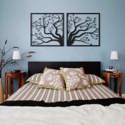 """Панно декоративное """"Волшебное дерево"""" - Модульная картины, Репродукции, Декоративные панно, Декор стен"""