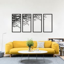 """Панно """"Крона дерева"""" - Модульная картины, Репродукции, Декоративные панно, Декор стен"""