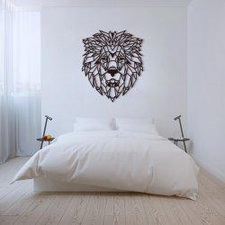 """Панно """"Лев"""" - Модульная картины, Репродукции, Декоративные панно, Декор стен"""