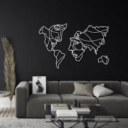 """Панно """"Мир двоих"""" - Модульная картины, Репродукции, Декоративные панно, Декор стен"""