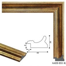 Картина на холсте по фото Модульные картины Печать портретов на холсте 194001 Багет пластиковый 4425-251-K