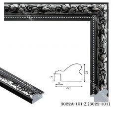 Картина на холсте по фото Модульные картины Печать портретов на холсте 193005 Багет пластиковый 3022A-101-Z