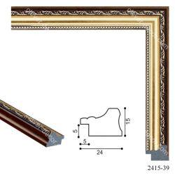 192052 Багет пластиковый 2415-39 - Модульная картины, Репродукции, Декоративные панно, Декор стен