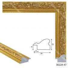 Картина на холсте по фото Модульные картины Печать портретов на холсте 193082 Багет пластиковый 3022A-47