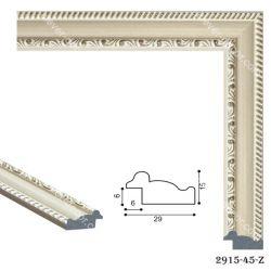 192038 Багет пластиковый 2915-45-Z - Модульная картины, Репродукции, Декоративные панно, Декор стен