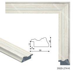 193054 Багет пластиковый 3920-274-K - Модульная картины, Репродукции, Декоративные панно, Декор стен